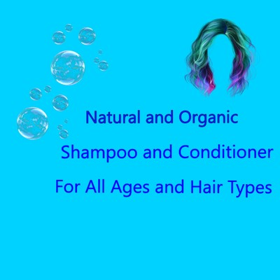 Natural and Organic Shampoo and Conditioners at My Organic Access