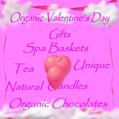 Organic gifts all ages all occasions myorganicaccess special selection gifts for holidays organic valentines day gifts negle Choice Image