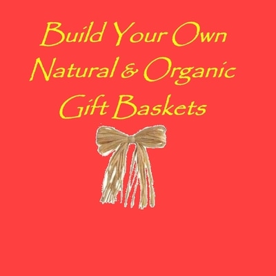 Organic gifts all ages all occasions myorganicaccess build your own organic gift basket for any holiday or occasion organic easter gifts negle Choice Image