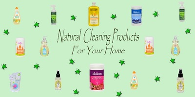 Natural and Organic Cleaning Products - Clean Green