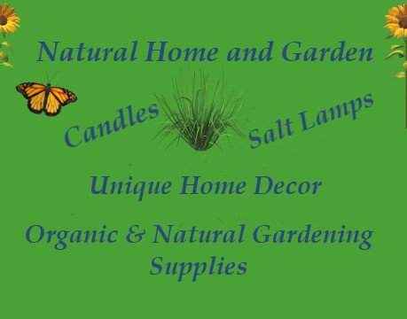 Natural and Organic Home and Garden
