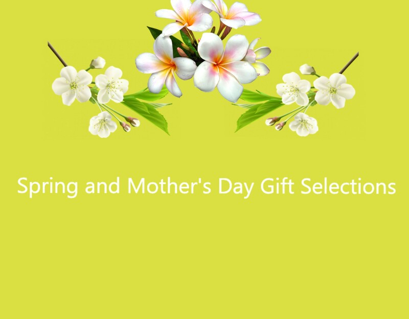 Natural and Organic Mother's Day Gifts